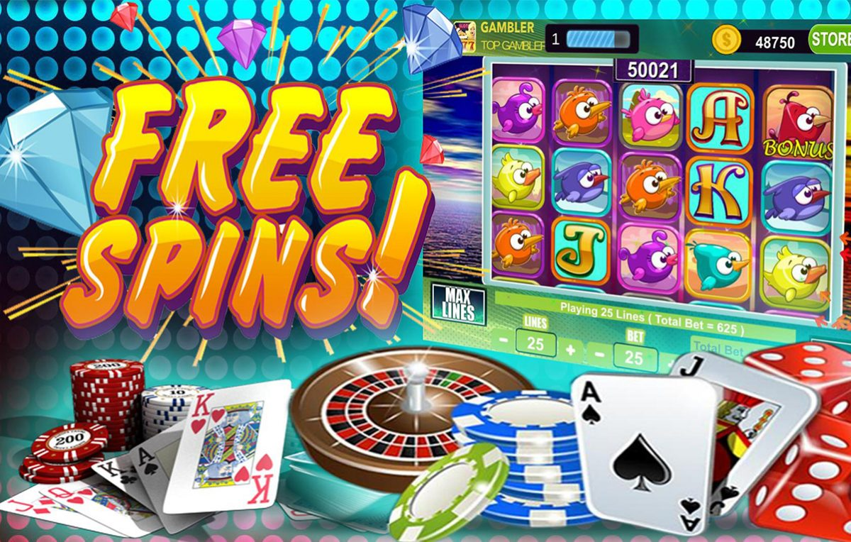 Free Spin Slot Online